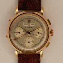 Eterna calender chronograph vintage