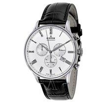 Edox Men's Les Vauberts Chronograph Watch