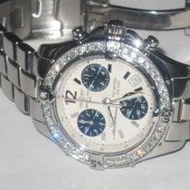 Breitling Colt Chronograph Chrono Ocean Automatic Diamonds