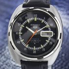 Seiko 5 Sports Mens Stainless Steel Automatic Watch 1968 Scx107