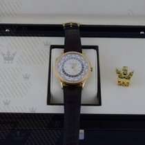 Patek Philippe 7130R-010 Ladies Complications World Time Rose...