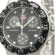 TAG Heuer 2000 Formula 1 Chronograph Steel Quartz Mens Watch...
