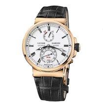 Ulysse Nardin Marine Chronometer Automatic in Rose Gold