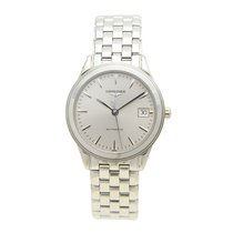 Longines Flagship Stainless Steel Silver Automatic L4.774.4.72.6