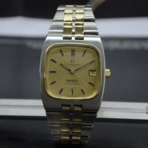 Omega CONSTELLATION 14KT SOLID GOLD AUTOMATIC REF 168.0059