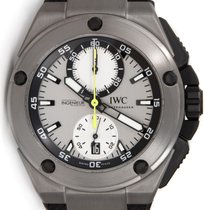 "IWC Schaffhausen IW379603 Ingenieur Chronograph Edition ""Nico..."