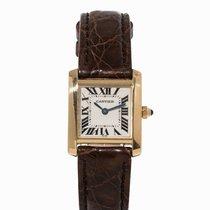 Cartier Tank Francaise Wristwatch, Switzerland, 1990s