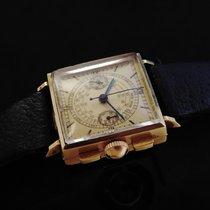 Cyma Vintage Mechanical Chronograph Valjoux 23
