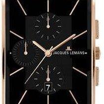Jacques Lemans York 1-1818C Herrenchronograph flach & leicht