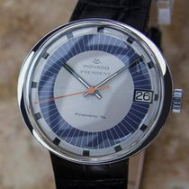 Movado Prteesident Kingmatis S Swiss Made 1970s Automatic Mens...