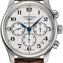 Longines Master Automatic Chronograph 44mm L2.693.4.78.3 Complete