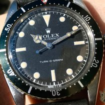 Rolex Vintage Turn-O-Graph 6202 later tritum dial