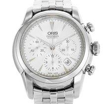 Oris Watch Artelier Chronograph 676 7547 40 51 MB