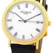 "Patek Philippe Gent's 18K Yellow Gold  Ref # 3944 ""Cal..."