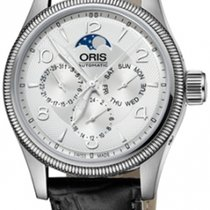 Oris Big Crown Complication NEU mit B+P