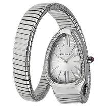 Bulgari Bvlgari Ladies SP35C6SDS.1T Serpenti Diamond Watch