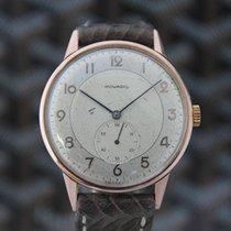 Movado Oversized Movado Dress Watch 1940's