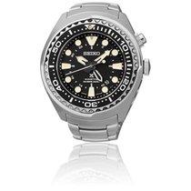 Seiko Prospex Kinetic GMT Diver's Acier SUN019P1