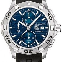 TAG Heuer Aquaracer Chronograph Calibre 16 CAP2112.FT6028