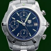 TAG Heuer Exclusive 2000 Automatic Chrono 39mm Blue Dial 2015 ...