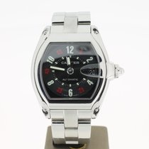 Cartier Roadster Automatic Large Steel (B&P2010) Vegas...
