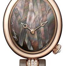 Breguet Reine de Naples Automatic Mini 9808br/5t/922/0d00