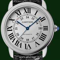 Cartier Ronde Solo 42mm Automatic 2016 Box&Papers