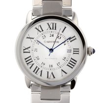 Cartier Ronde Solo Automatic Date Mens watch W6701011