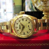 Rolex Ref. 5003 14k Yellow Gold Bubbleback Watch Circa 1962