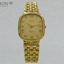 Tissot 18k gold