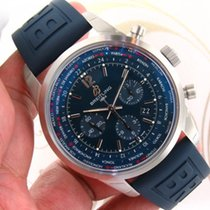 Breitling AB0510U9 Transocean Unitime Chronograph Automatic...