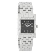 Longines Ladies Dolce Vita Diamond Black Dial Swiss Quartz...