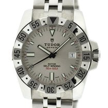 Tudor Rotor Silver Dial Automatic Stainless Steel