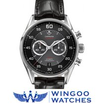 TAG Heuer CARRERA CAL. 36 FLYBACK PELLE Ref. CAR2B10.FC6235