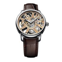 Maurice Lacroix Masterpiece Squelette Skeleton MP7228-SS001-