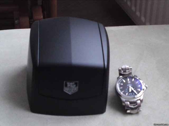 TAG Heuer LINK AUTOMATIC 200 METERS CALIBRE 6