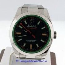 Rolex Milgauss 116400V Pre-owned