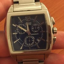 Citizen Eco Drive Chrono Chronograph Quarzo Quartz 40 mm