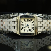 Cartier Ladies Santos Demoiselle, 2005,Box & Papers