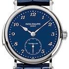 Patek Philippe 5539G-010 Grand Complications 37mm Blue Enamel...