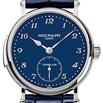 Patek Philippe 5539G-010 Grand Complications 37mm Blue Enamel...