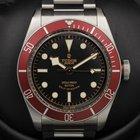 Tudor FSOT:  Heritage - Black Bay - Red Bezel - 79220R - NEW...