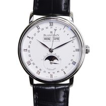 Blancpain Villeret Stainless Steel White Automatic 6263-1127-55B
