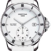 Certina DS First C014.235.17.011.00 Sportliche Damenuhr Sehr...