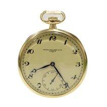 Patek Philippe Vintage Pocket Watch Gold 18Kt 50mm
