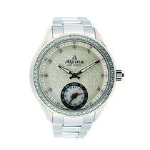 Alpina Damenuhr Smart Watch mit 0,77 ct Diamanten AL-285STD3CD6B