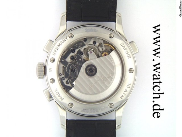 Jacques Etoile Monaco Rattrapante 42mm N E U