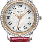 Hermès Clipper Quartz MM 28mm Ladies Watch
