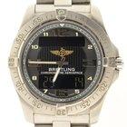 Breitling Aerospace Chronometer E79362 Titanium Quartz 42mm...