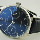 IWC Portuguese Automatic Power Reserve Steel 42 mm